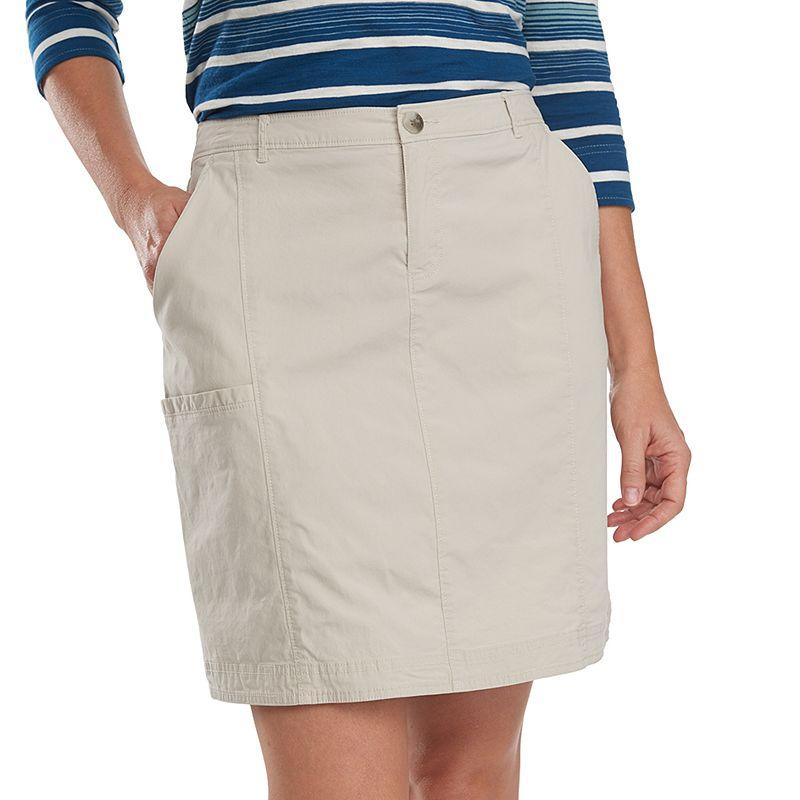 Women's Woolrich Laurel Run III Cargo Skirt