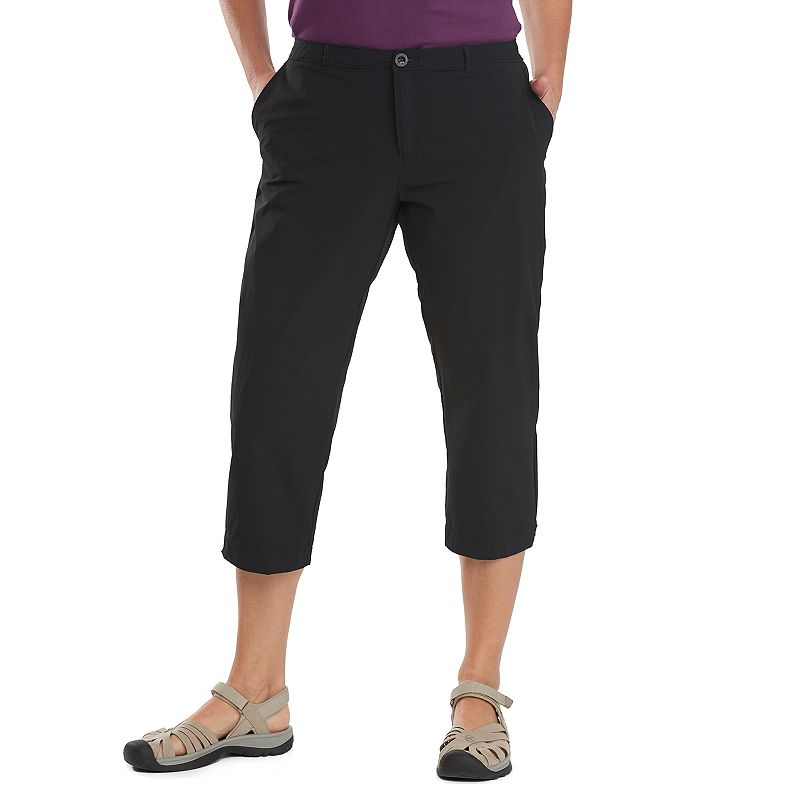 Women's Woolrich Geo Straight-Leg Capris