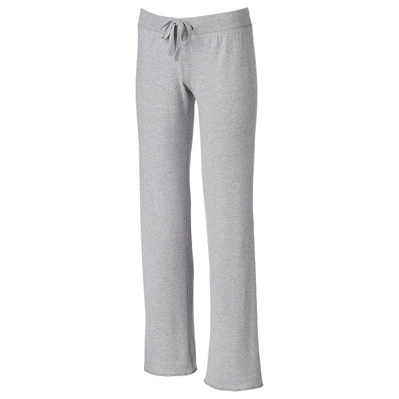 Juniors' Derek Heart Drawstring Lounge Pants