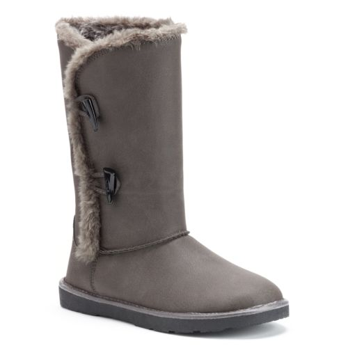 SONOMA Goods for Life™ Women's Faux-Fur Boots