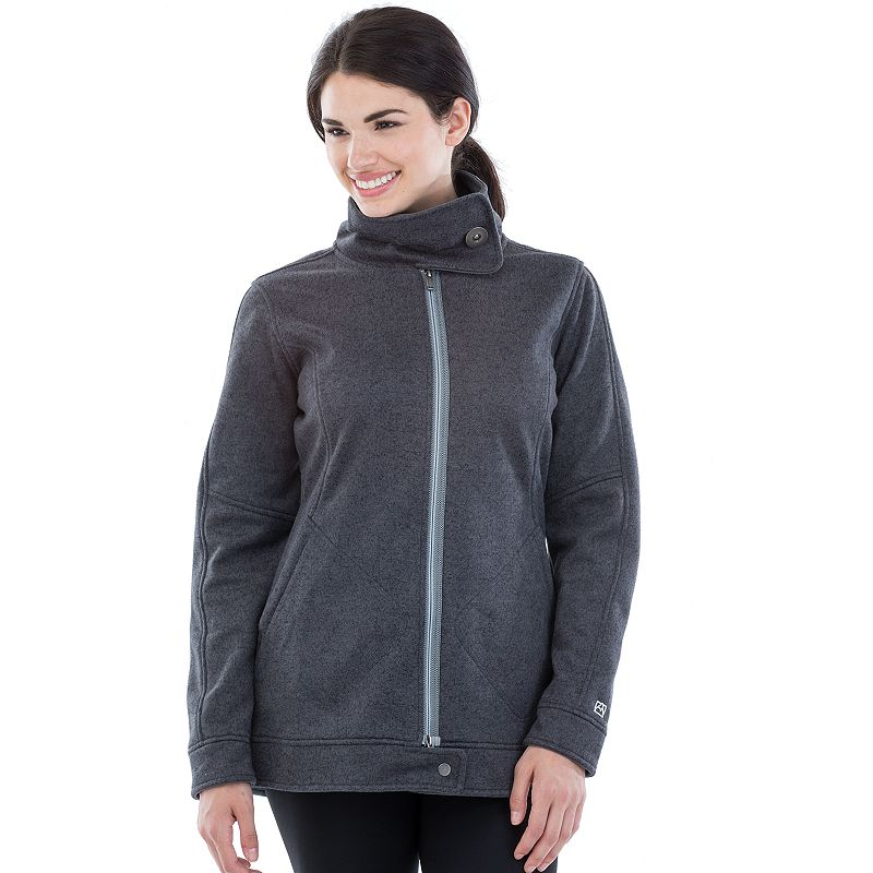 Women's Avalanche Heather Long Coat