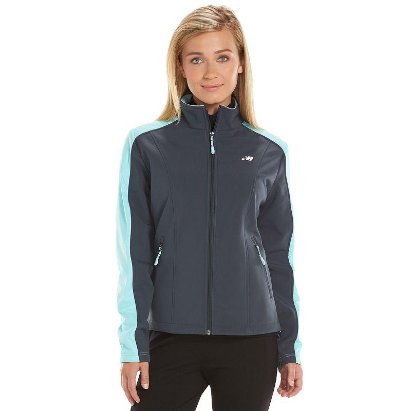 Women's New Balance Bonded Soft Shell Jacket