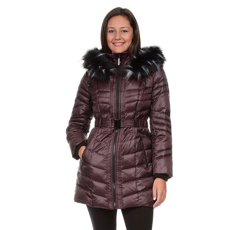 Women's Fleet Street Hooded Down Puffer Jacket
