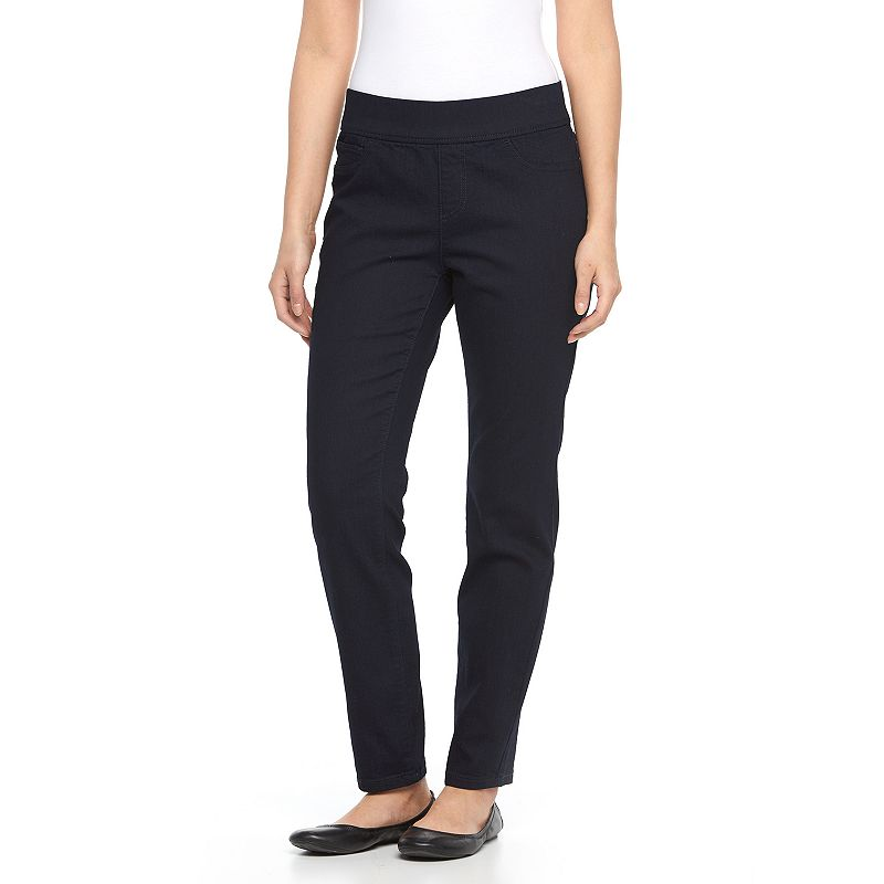 Women's Croft & Barrow® Pull-On Jeggings