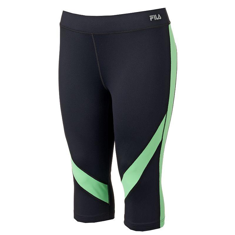 Plus Size FILA SPORT® Banded Workout Skimmer Capris
