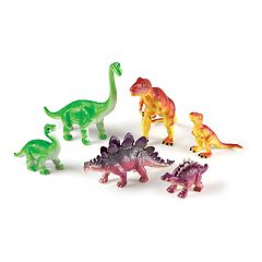 Learning Resources 6-pc. Mommas & Babies Jumbo Dinosaurs by