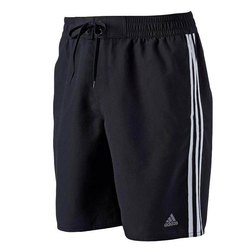Big & Tall adidas Icon Volley Swim Trunks