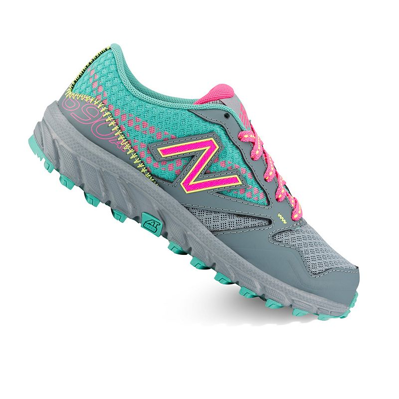 New Balance 690 Speed Ride Girls' Trail Running Shoes
