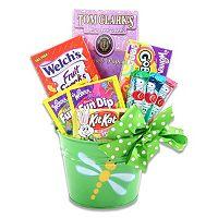 Alder Creek Springtime Easter Treats Gift Basket
