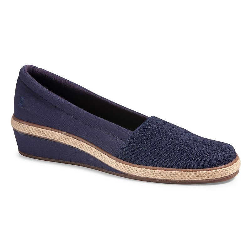 Grasshoppers Grace Women's Slip-On Wedges