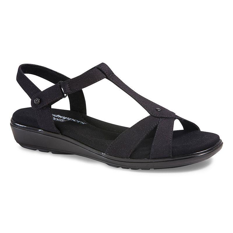 Grasshoppers Rose Women's T-Strap Sandals
