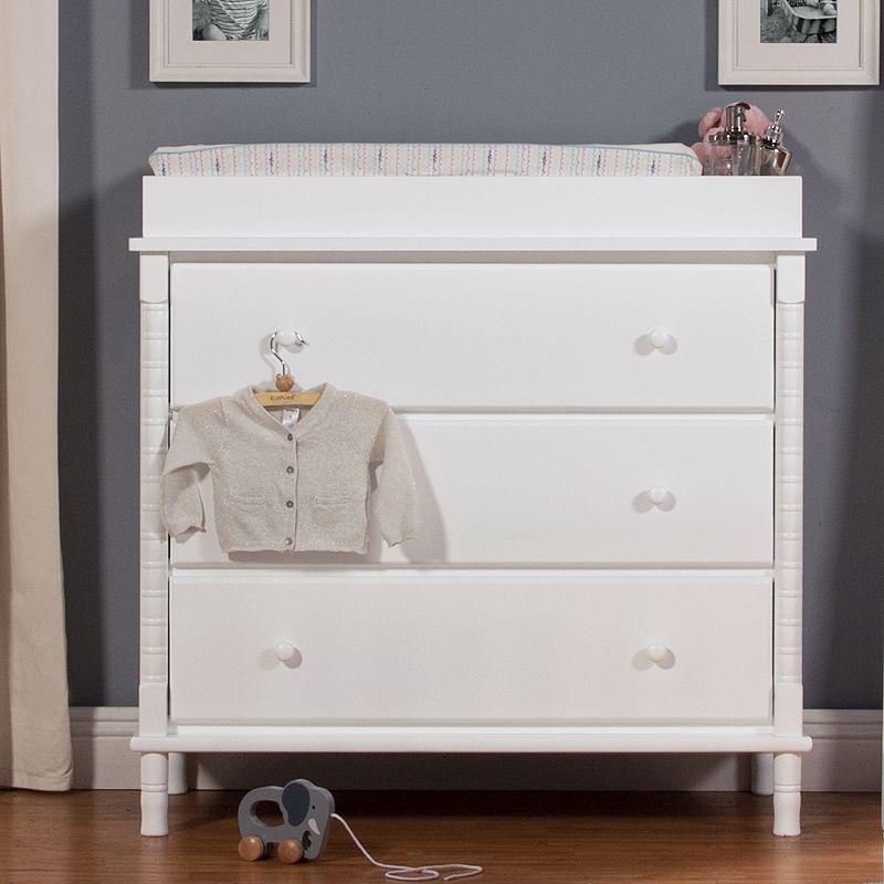 DaVinci Jenny Lind 3-Drawer Changer Dresser