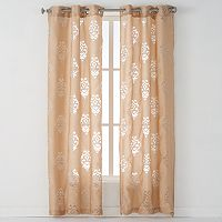 Dainty Home 2-pack Tulip Curtains - 39'' x 84''
