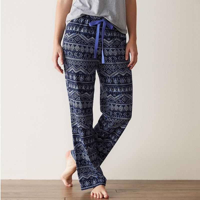 Women's SONOMA Goods for Life™ Beach Dreams Knit Pants