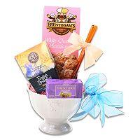 Alder Creek Springtime Fancy French Mug Gift Set