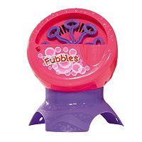 Little Kids Fubbles Bubble Blastin' Machine