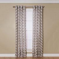 Miller Curtains Nero Curtain