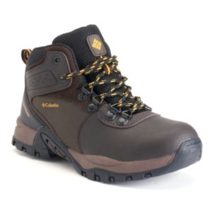 Columbia Newton Ridge Boys' Waterproof Hiking Boots