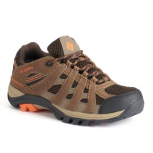 Columbia Redmond Explore Boys' Waterproof Hiking Shoes