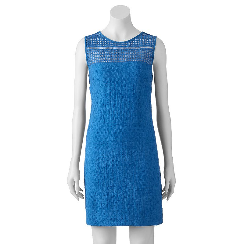 Women's Suite 7 Textured Shift Dress