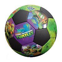 Teenage Mutant Ninja Turtles Size 3 Soccer Ball