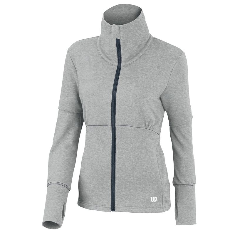 Women's Wilson Rush French Terry Jacket