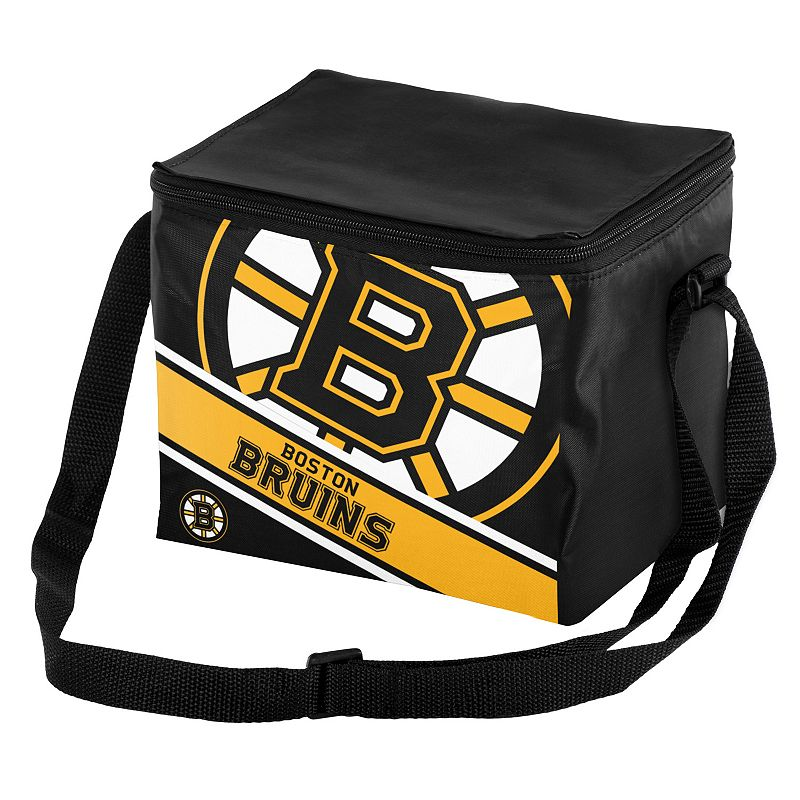 Forever Collectibles Boston Bruins Lunch Bag Insulated Cooler