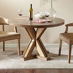 Madison Park Aidan Round Dining Table by