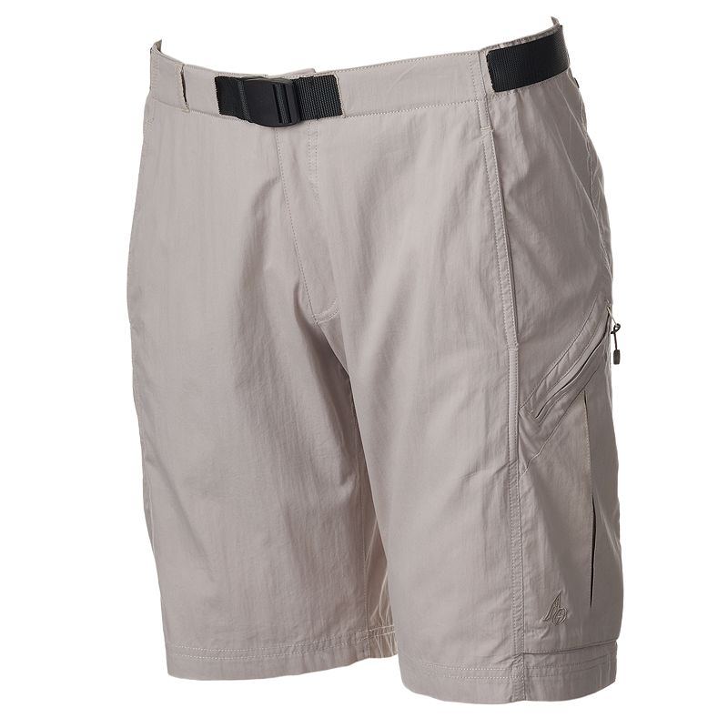 Men's American Outdoors Super Fly Fisher Belted Shorts