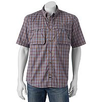 Men's American Outdoors Super Fly Button-Down Fishing Shirt