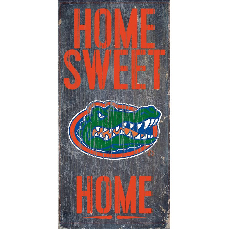 Florida Gators Sweet Home Wall Art