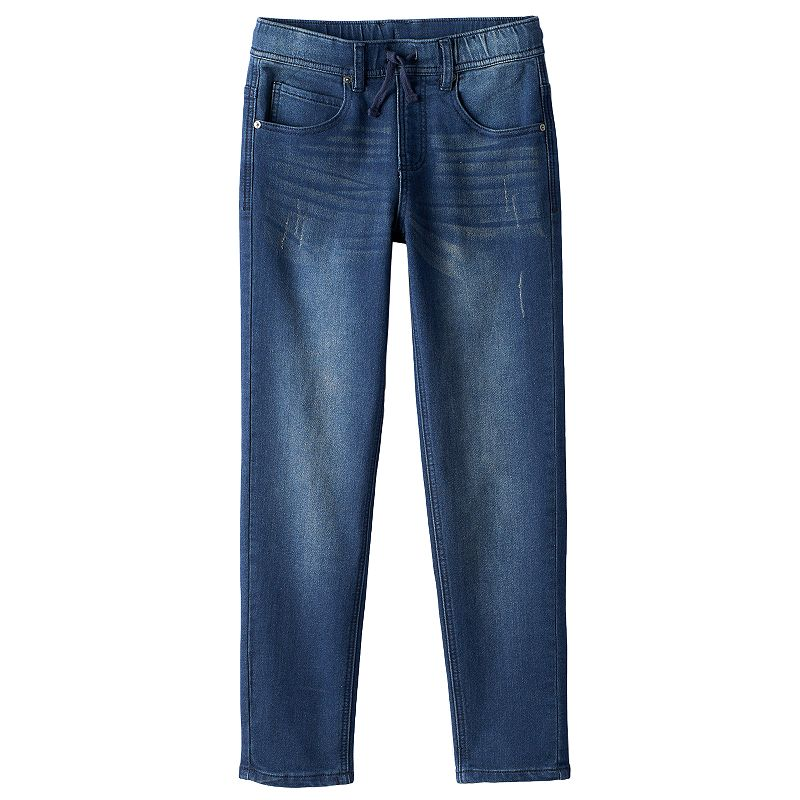 Boys 8-20 Hollywood Jeans Flex Drawstring Skinny Jeans