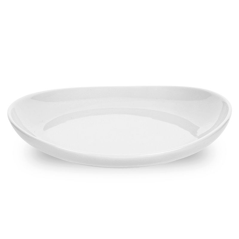 Portmeirion Ambiance Pearl 4-pc. Canape Plate Set