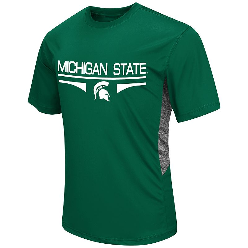 Men's Campus Heritage Michigan State Spartans Launch Tee
