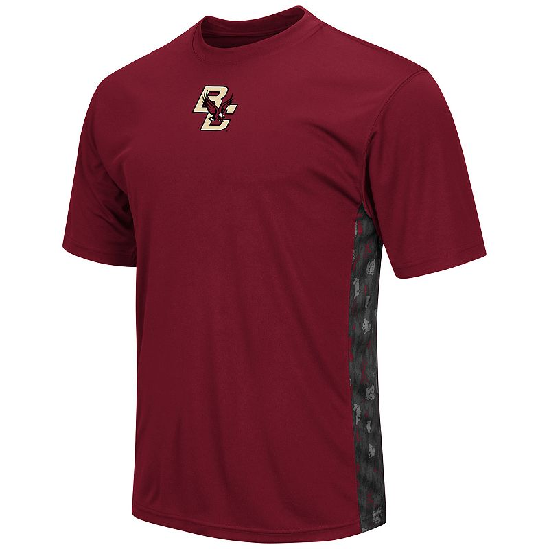 Men's Campus Heritage Boston College Eagles Cutter Insert Tee