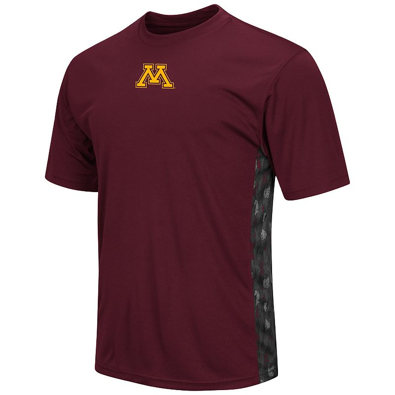 Men's Campus Heritage Minnesota Golden Gophers Cutter Insert Tee