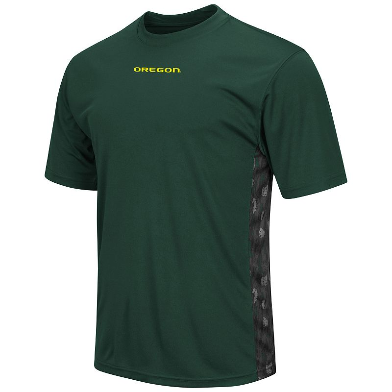Men's Campus Heritage Oregon Ducks Cutter Insert Tee
