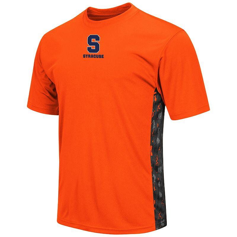 Men's Campus Heritage Syracuse Orange Cutter Insert Tee