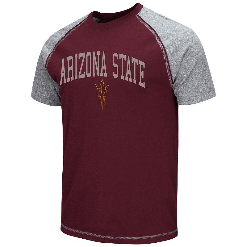 Men's Campus Heritage Arizona State Sun Devils Raglan Tee