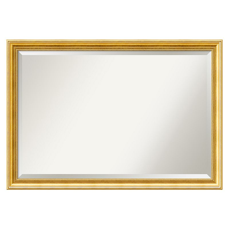Amanti Art Townhouse Framed Wall Mirror