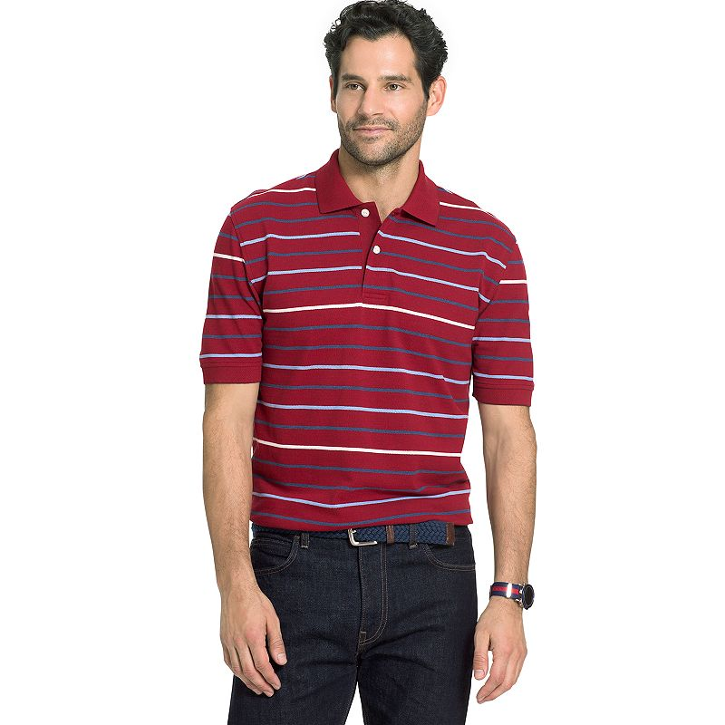 Men's Arrow Classic-Fit Striped Polo