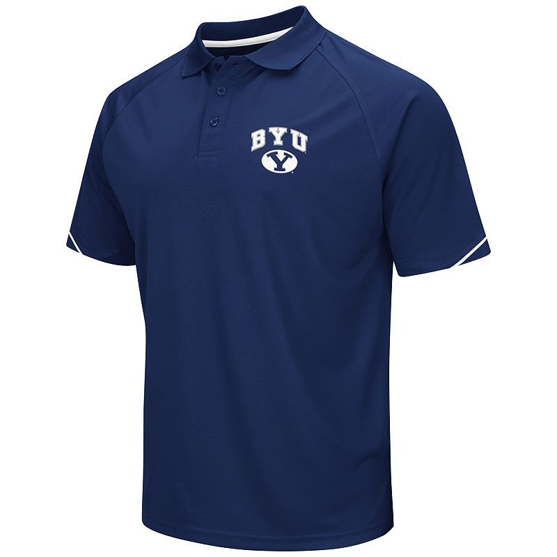 Men's Campus Heritage BYU Cougars Pitch Polo