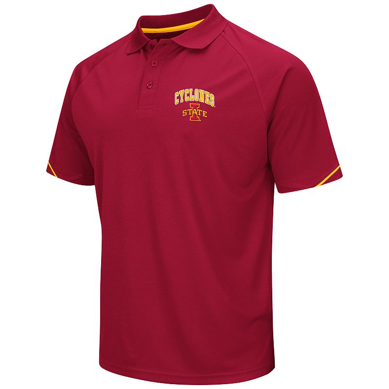 Men's Campus Heritage Iowa State Cyclones Pitch Polo