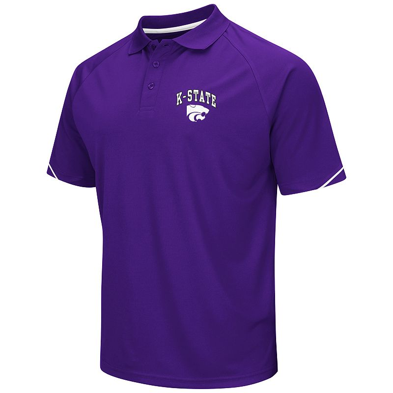 Men's Campus Heritage Kansas State Wildcats Pitch Polo