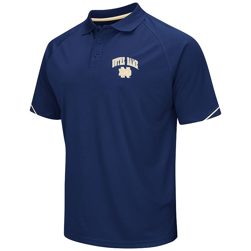 Men's Campus Heritage Notre Dame Fighting Irish Pitch Polo