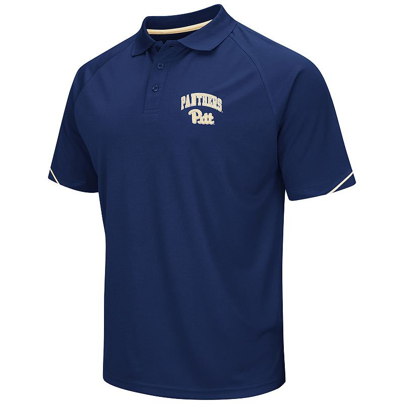 Men's Campus Heritage Pitt Panthers Pitch Polo