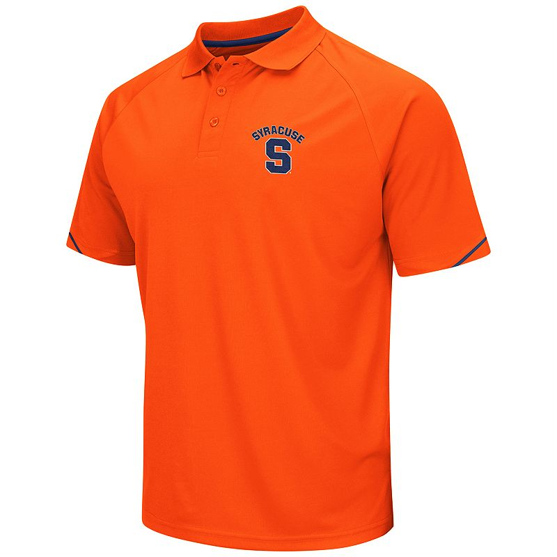 Men's Campus Heritage Syracuse Orange Pitch Polo