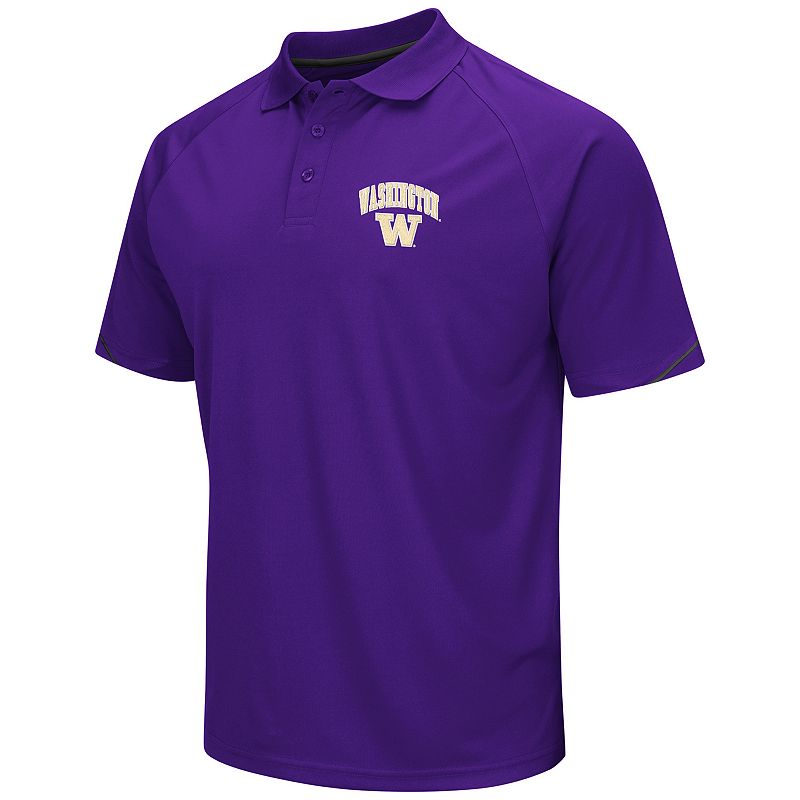 Men's Campus Heritage Washington Huskies Pitch Polo