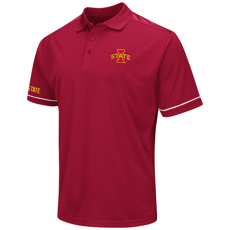 Men's Campus Heritage Iowa State Cyclones Blade II Polo