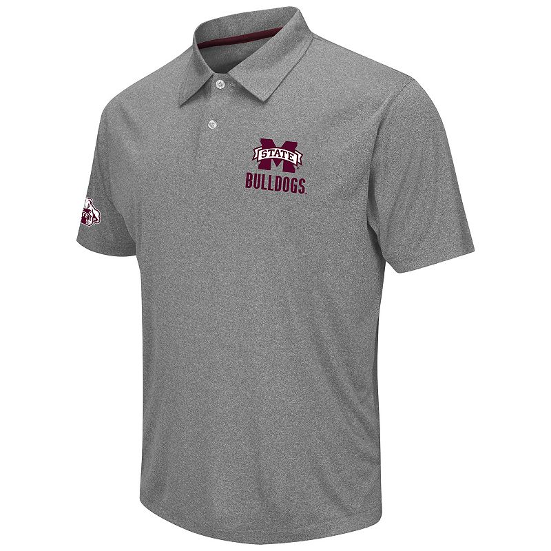 Men's Campus Heritage Mississippi State Bulldogs Championship Polo